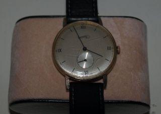 Eberhard & Co - Armbanduhr Edition Antiquite - Movement 1940 - Argent Sterling Bild