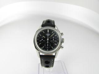 Tag Heuer Re - Edition Von 1964 Heuer Classics Carrera Automatik - Chronograph Bild