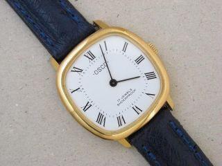 Osco Armbanduhr Uhr Watch Hau Handaufzug Bild