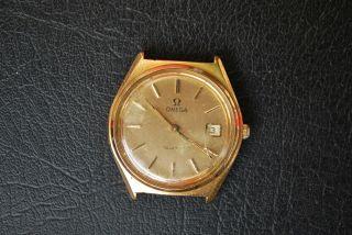 Alte Omega Uhr Bild