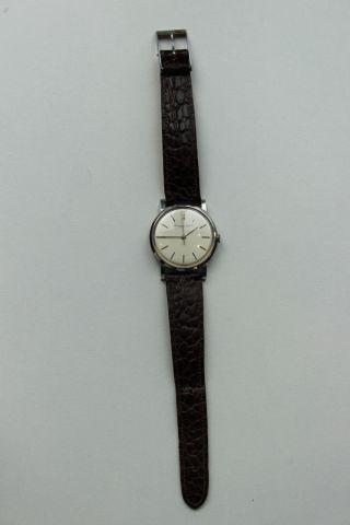 Iwc Schaffhausen - Herren Die Armbanduhr Intenational Wach.  Co In Bild