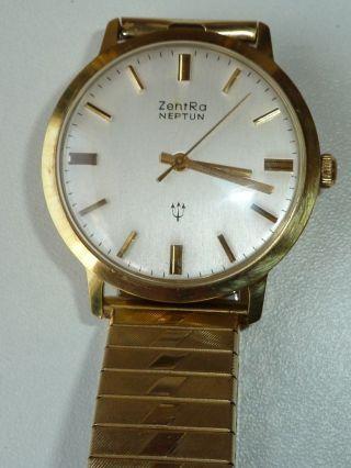 Herren Armbanduhr Zentra Neptun Bild