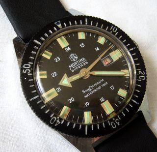 Mortima Herren Armbanduhr Mechanisch Bild