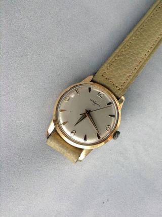 Lemania 77 Vintage Armbanduhr Handaufzug Cal.  3540 Bild