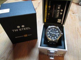Tw Steel Herrenuhr Tw 671 Renault F1 Bild