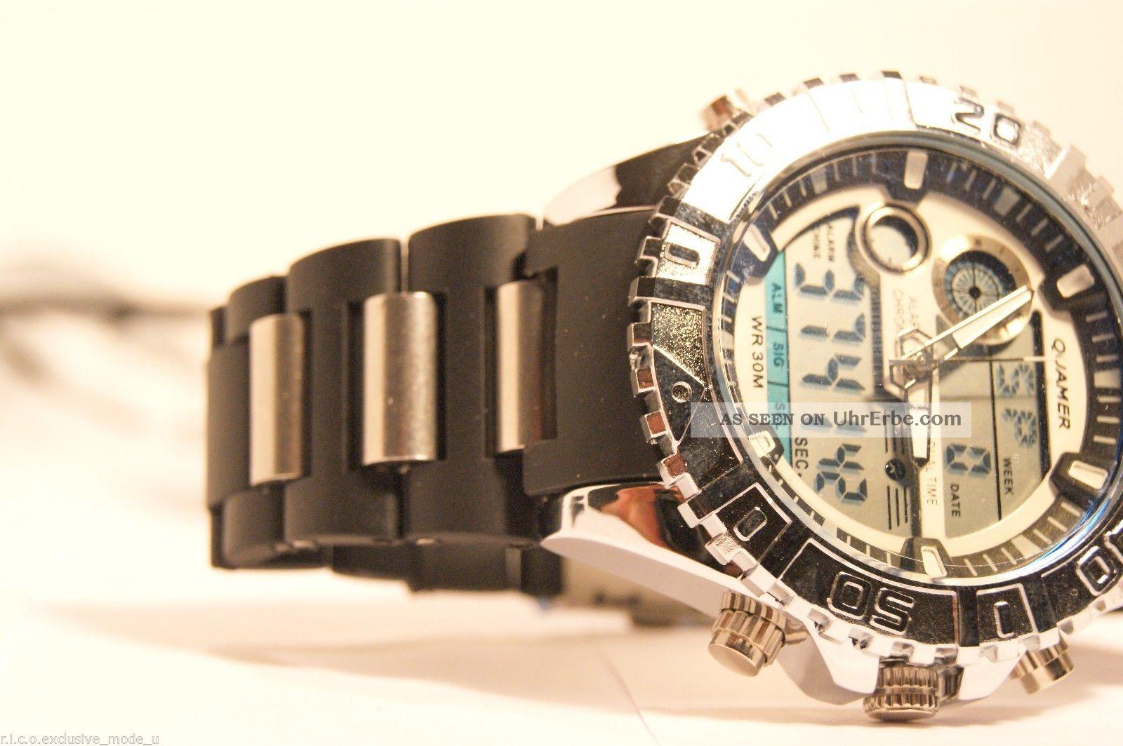 cross quamer dive sports watch