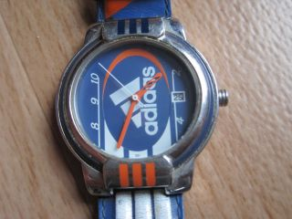 Adidas Herrenuhr Armbanduhr Für Sammler Bild
