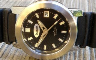 Traser Tritium Armbanduhr,  H3 Swiss Watch,  H3 Micro Tec,  Unisex, Bild