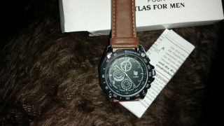 Armbanduhr Für Herren Atlas For Men Classics Bild