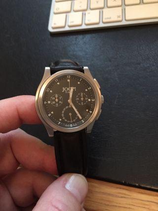Joop Time Uhr Chronograph Mit Faltschließe Bild