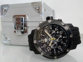 Tw Steel Tw 609 Grandeur Tech Limited Edition Emerson Fittipaldi Ø 4,  6 Cm - 599€ Bild