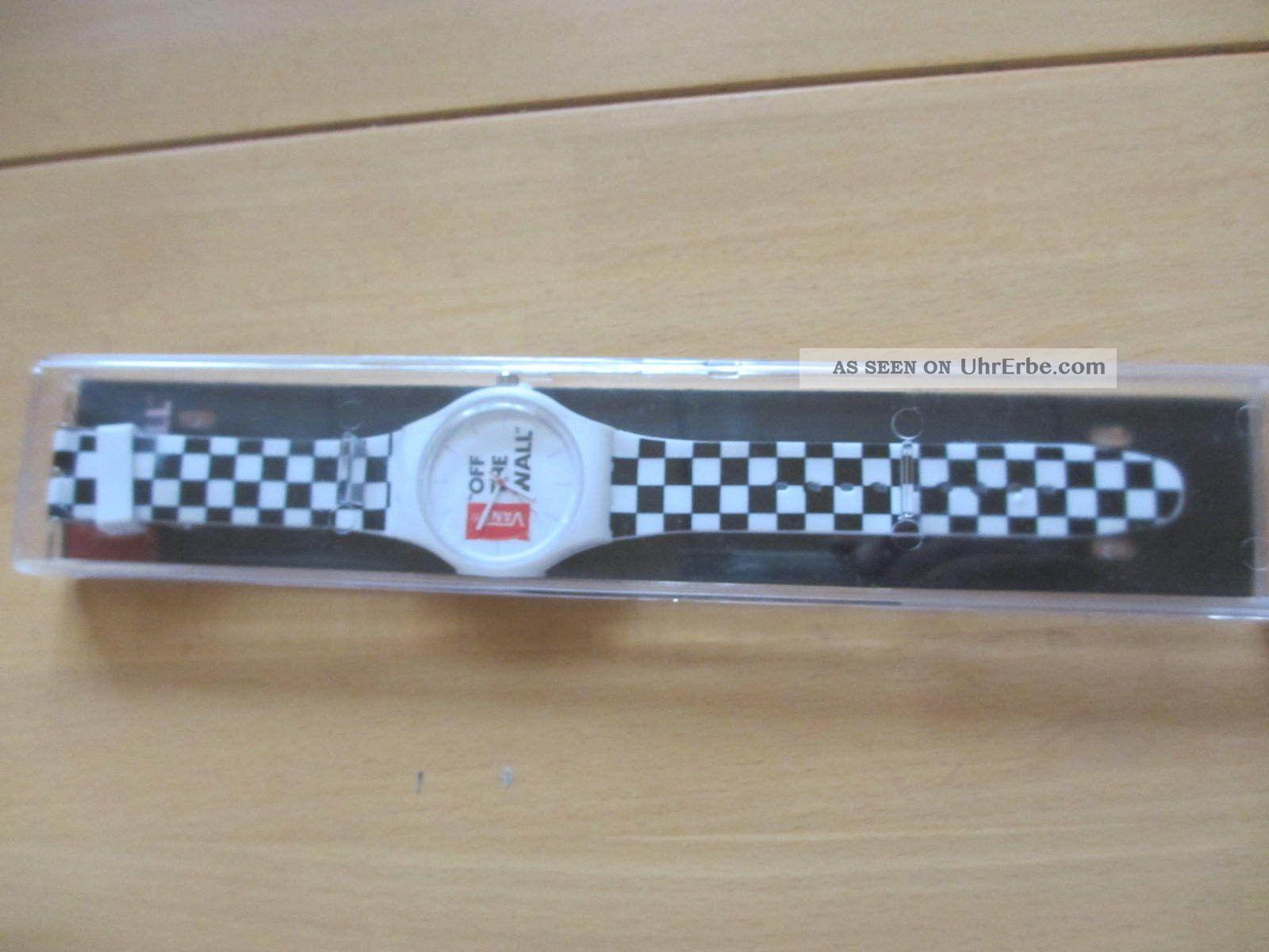 vans armbanduhr