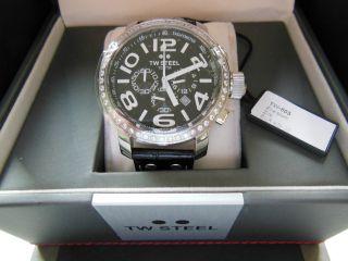 Tw - Steel Uhr Tw803 Chronograph Unisex Neu/ungetragen Bild