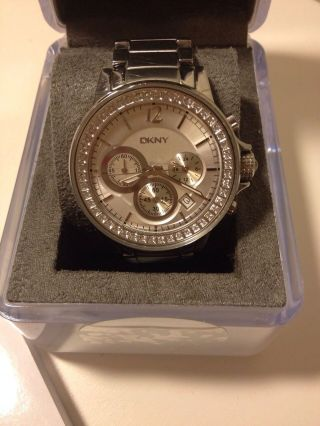 Dkny Damen Uhr Chronograph Bild