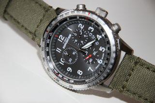 Timex ' Expedition ' Chrono Herrenuhr Bild