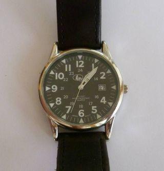 Herren Armbanduhr,  B.  U.  M 606,  Batterie Bild