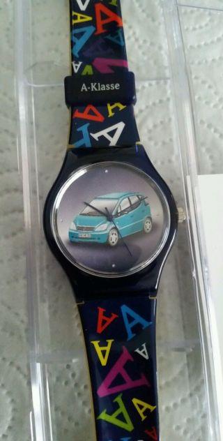 Damen Armbanduhr,  Mercedes Benz Bild