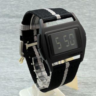 Armbanduhr Unisex Converse Lowboy Vr005 - 002 Digital Uhr Quarzuhr Armbanduhr Bild
