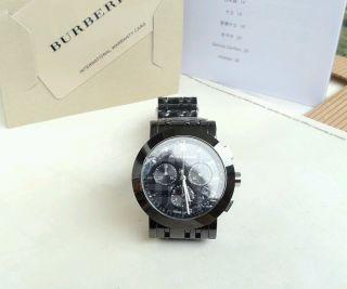Burberry Bu1771 Armbanduhr Für Herren Bild