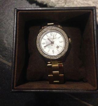 Michael Kors Mk5403 Armbanduhr Für Damen Bild