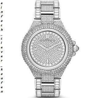 Michael Kors Mk5869 Damenuhr Uhr Armbanduhr Glitzer Bild
