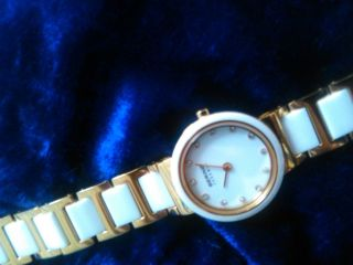 Berling Keramik Damen Armbanduhr Bild