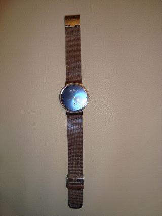 Skagen Armbanduhr Quartz Herren Wie ; Top - Bild