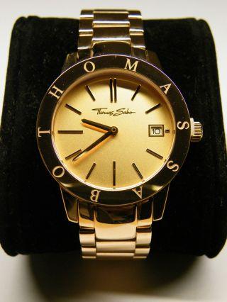 – Thomas Sabo | Armbanduhr | Damenuhr | Uhr | Roségold Bild