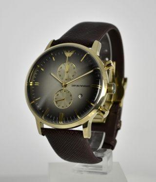 Armani Ar1755 Herren Chronograph Bild
