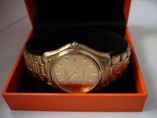 Tissot - Pr - 50 Basic Herren / Damen Uhr Aufgearbeitet Bitte Ansehen Bild