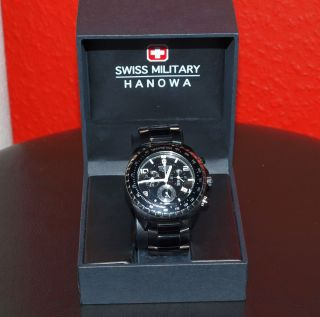 Swiss Military Hanowa Chronograph Bild