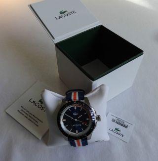 Lacoste Durban Herren Armbanduhr - - Bild
