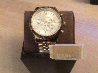 Michael Kors Mk8281 Chronograph Bild