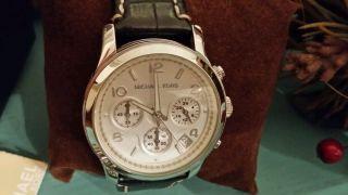 Michael Kors Uhr Für Damen Mk5076 - Chronograph - Edelstahl Bild