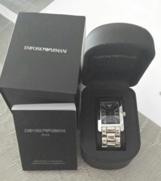 Armani Emporio Armani Classic Ar0156 Armbanduhr Für Herren Bild