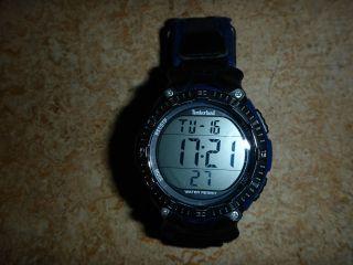 Timberland Herren - Armbanduhr Digital Quarz Bild