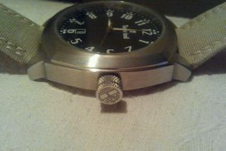 Timberland Uhr Top Kaum Getragen Bild