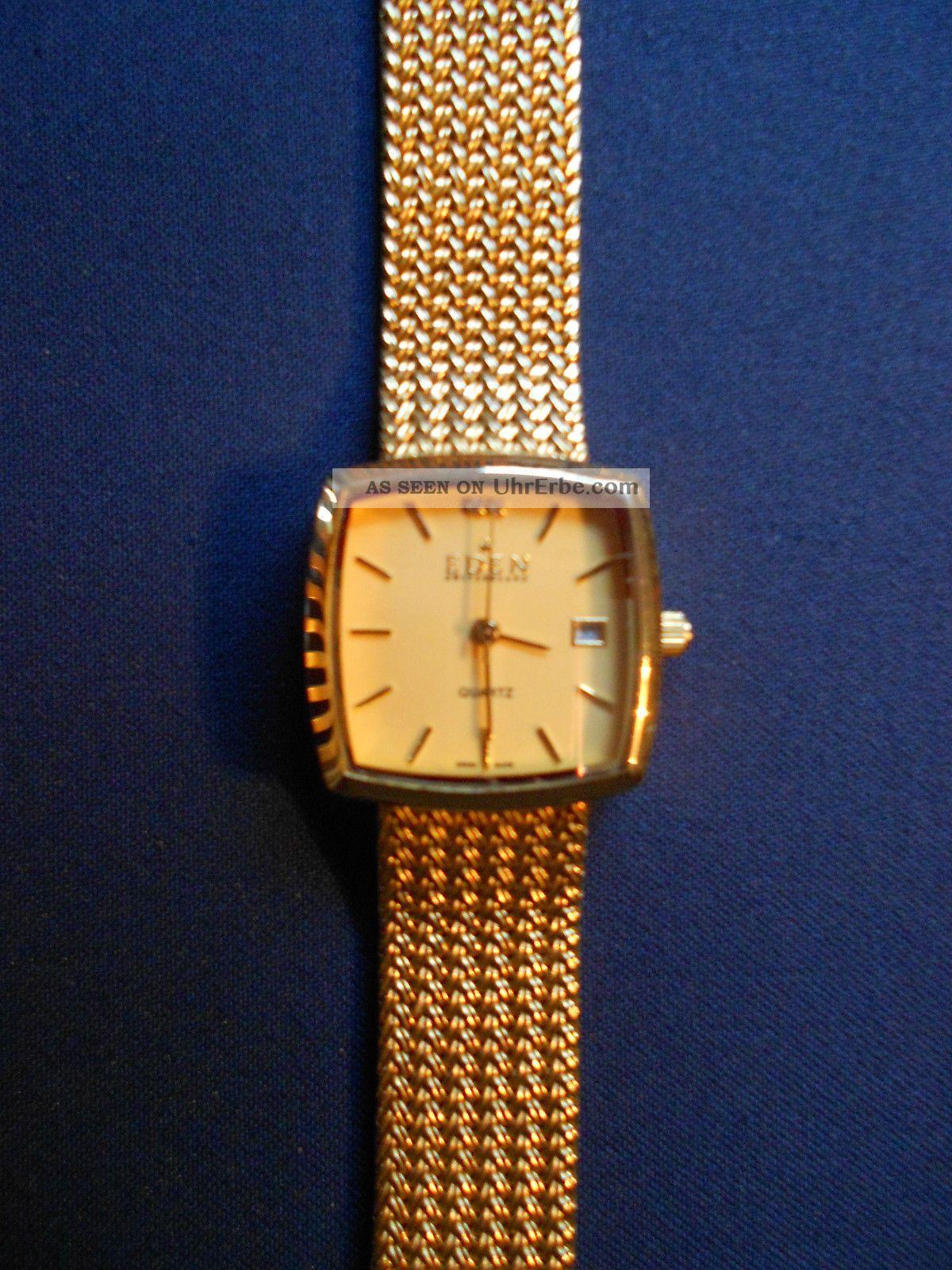 timeless design c0829 d0faf Eden Uhren