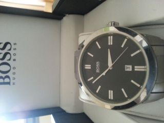 Hugo Boss Herrenuhr Bild
