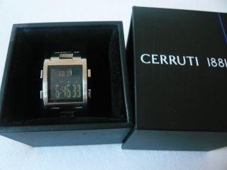 Cerruti 1881 Herrenuhr Ct60271x103012 Bild