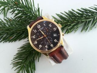 Jacques Lemans,  Herren Chronograph,  Swiss Made 1 - 1007 Bild