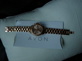 Damen Armbanduhr Avon In Rosègold Bild