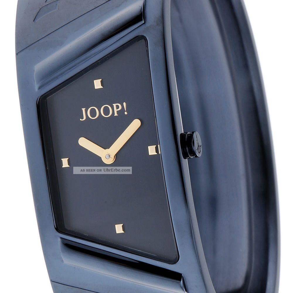 Shape Damenuhr Joop Jp100262f02 Dunkelblau Spangenuhr D29WEIHeY