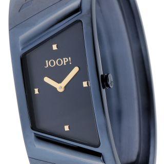 Joop Damenuhr Shape Jp100262f02 Dunkelblau Spangenuhr Bild