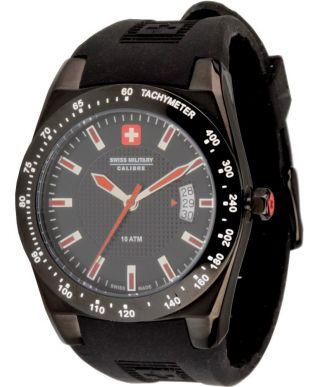 Swiss Military,  Calibre - Modell Compass - 06 - 4c7 - Militäruhr,  Herrenuhr,  Ovp Bild