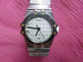 Armbanduhr Chopard Geneve Modell Sankt Moritz Bild