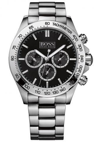 Boss Ikon Chronograph Herren Uhr Chrono 1512965 Bild