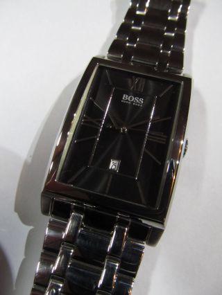 Hugo Boss Armbanduhr Quarz Datum Hb.  71.  1.  14.  2153 Bild