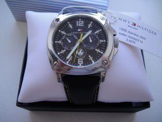 Tommy Hilfiger Uhr,  Top Leder Armband Bild