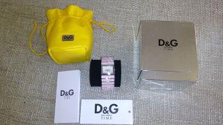 D&g Dolce & Gabbana Damenuhr